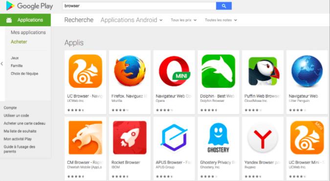 Achat d'applications, Google souhaite sécuriser les données des utilisateurs.