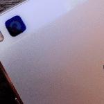 Huawei P11 un triple capteur photo historique et un design digne des iPhone X