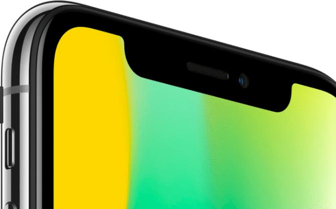 Huawei suit le choix de la marque Apple et va mettre une encoche sur le bord supérieur de son écran.