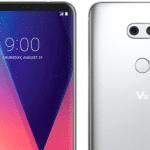 Disponible en France, le LG V30 affirme sa qualité haut de gamme un mois après l'iPhone X