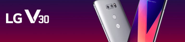LG V30 une nouvelle édition luxe destiné au acheteurs qui peuvent se le permettre sur le marché coréen.