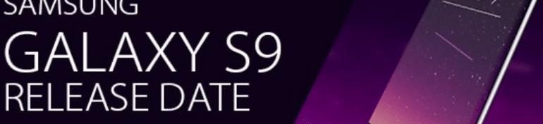 Le Samsung S9 et ses couleurs et composants, dernières rumeurs