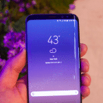 Le Samsung Galaxy S9+ montre le bout de son nez