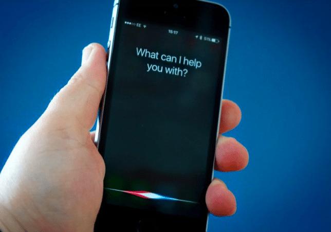 L'assistance vocale Siri développée par Apple est l'objet d'un nouveau brevet.