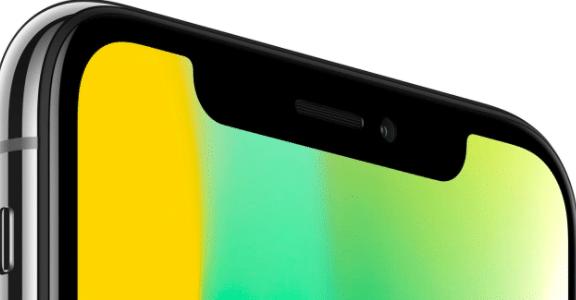 L'encoche de l'IPhone X ne plait pas à tous.