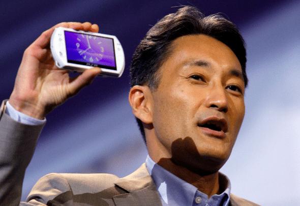Sony a un président qui croit au potentiel de son groupe.
