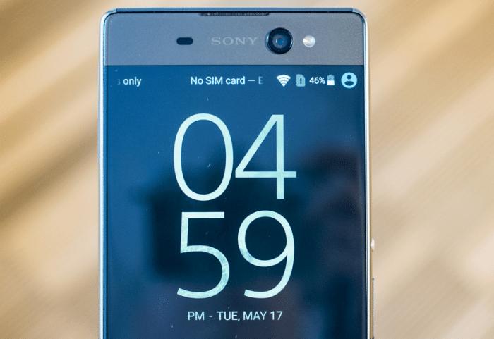 Les mobiles de Sony ne représentent pas le futur.