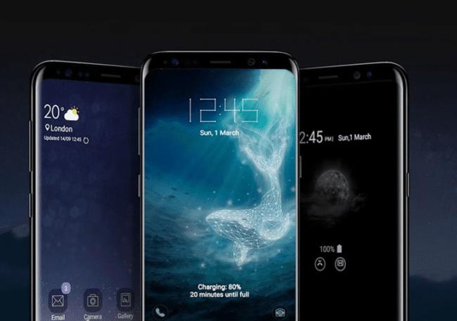 Le Samsung Galaxy S9, bientôt présenté.