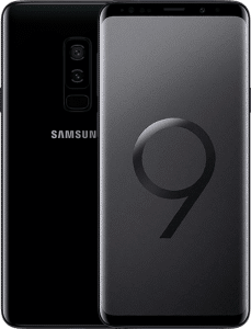 Samsung Galaxy S9+ (Plus) – Noir carbone 64 Go