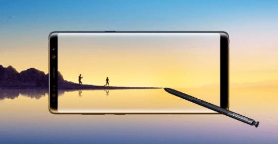 Le Galaxy Note 8 peut désormais abriter Android Oreo.