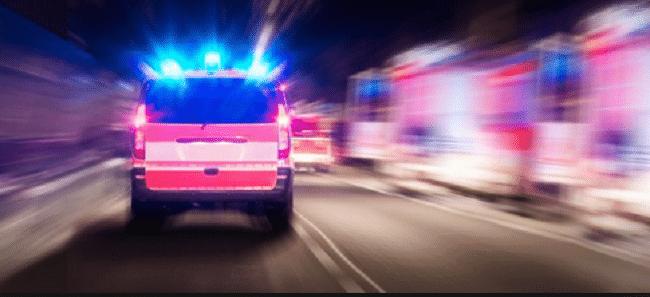 Ambulance 911 service d'urgence Apple