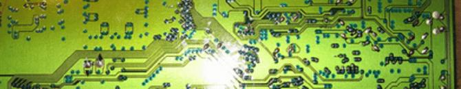 Circuit imprimé Samsung
