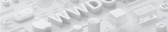 La keynote 2018 se tiendra durant la WWDC