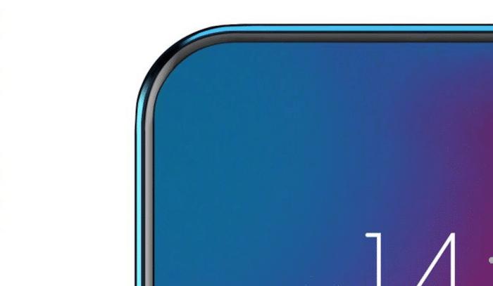 Lenovo teasing d'un design borderless sans encoche pour le Z5.