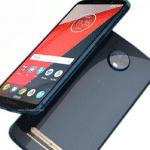 Motorola présente un nouveau smartphone modulaire : le Moto Z3 Play