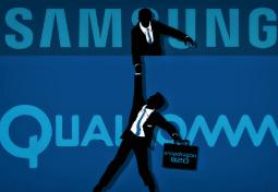 Qualcomm lâche Samsung