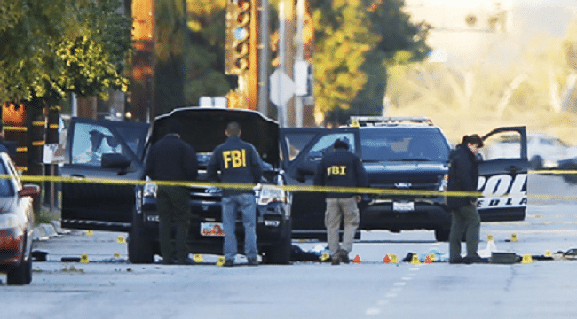 FBI San Bernardino scene de crime en rapport avec l'iPhone d'Apple