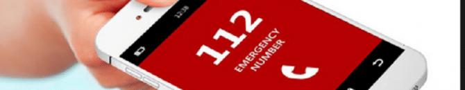 Appel service d'urgences 911