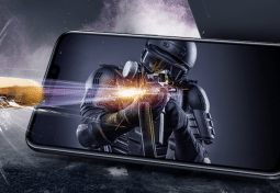 honor play expérience 4D vibration