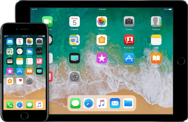 iOS 12 pour iPhone iPad
