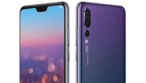 Huawei P20 Pro dimension déjà grosses pour écran 6,1 pouces.