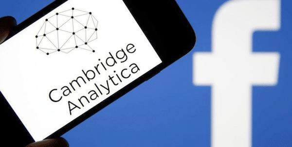 scandale cambridge analytica Facebook a du répondre devant congrès américain.