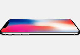 iPhone X de Apple en tête top 10 vente smartphone 2018