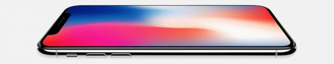 iPhone X de Apple en tête top 10 vente smartphone 2018