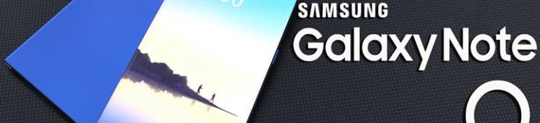 Le Galaxy Note 9 bientôt présenté par Samsung.