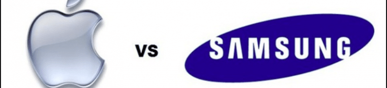 Les iPhone d'Apple versus les Samsung Galaxy