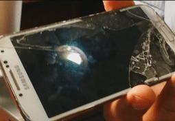 Bientôt un écran Samsung qui se répare tout seul ?
