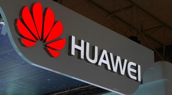 Le smartphone 5G pliable de Huawei.