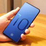 Samsung Galaxy S10 : pas d'encoche pour le futur smartphone coréen