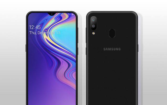 Samsung proposera un Galaxy M20.