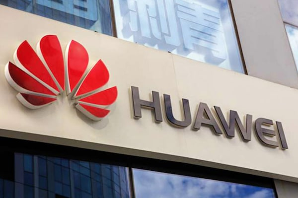 Huawei indésirable aux USA.
