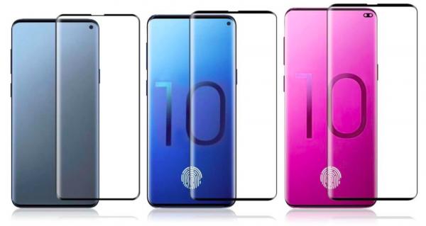Les Samsung Galaxy S10e S10 et S10+