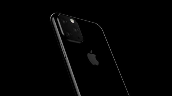 Une triple caméra dorsale pour l'iPhone 2019 pour des vidéos et des photos de meilleure qualité