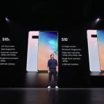 Trois nouveaux Samsung Galaxy S10 sont lancés lors de l'évènement Unpacked 2019