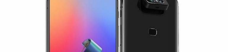 Le Zenfone 6 de chez Asus aura son appareil rotatif