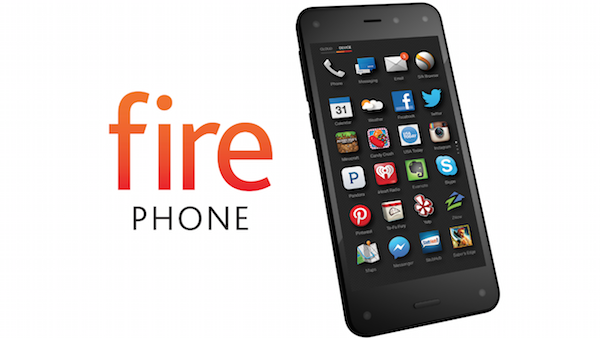 Le smartphone d'Amazons sorti en 2014