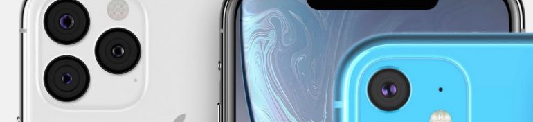 Le probable design d'Apple pour l'iPhone XI