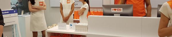 Xiaomi annonce une progression sur la vente de smartphones en Europe