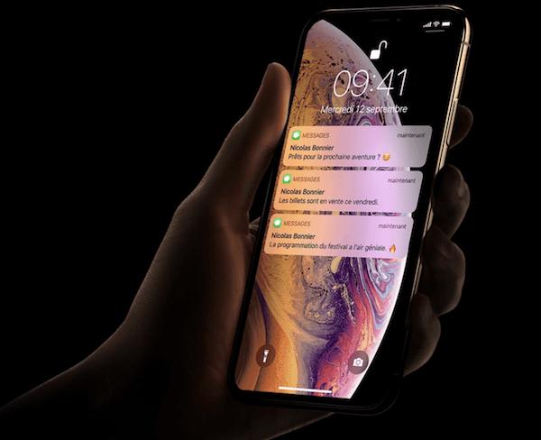 Les iPhones sont les smartphones haut de gamme préférés des consommateurs