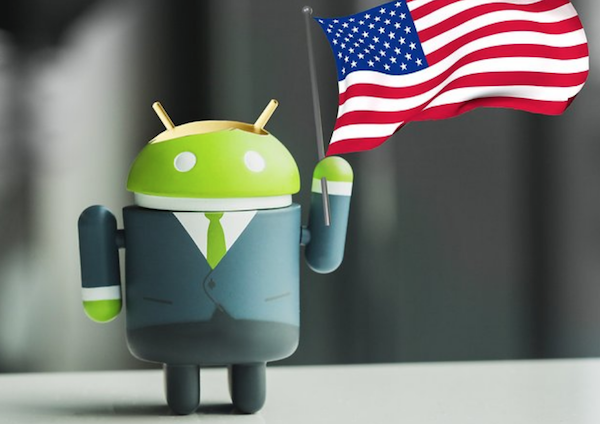 Les sanctions américaines ont entraîné la perte de la licence Android pour Huawei