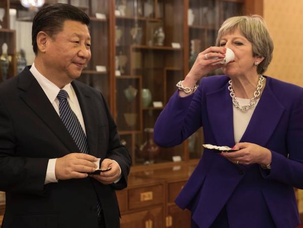 Sans Huawei, la Grande-Bretagne doit s'attendre à des répercussions de la part de la Chine