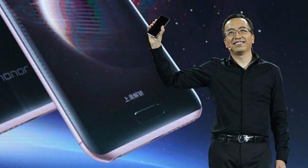 zhao ming prépare la sortie d'une premier smartphone 5G honor