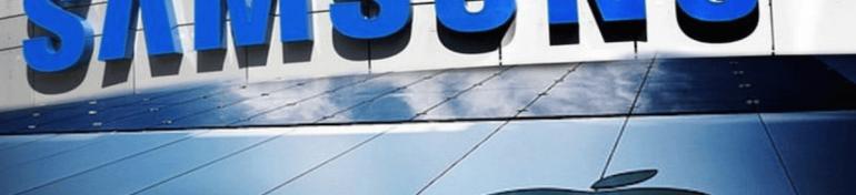 Apple n'a pas respecté ses accords avec Samsung