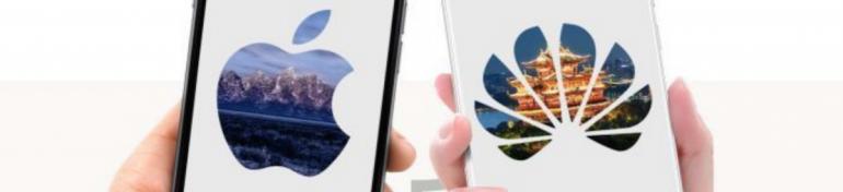 Huawei considère Apple comme un exemple en matière de respect de la vie privée