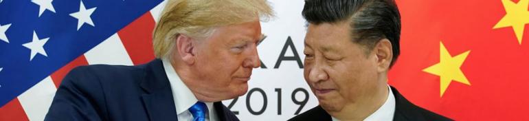 Donald Trump a rencontré Xi Jipping pour discuter de l'embargo contre Huawei