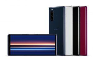 """Le nouveau smartphone Xperia de Sony reprend son écran """"comme au cinéma"""""""